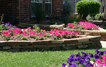 landscaping in Cypress TX